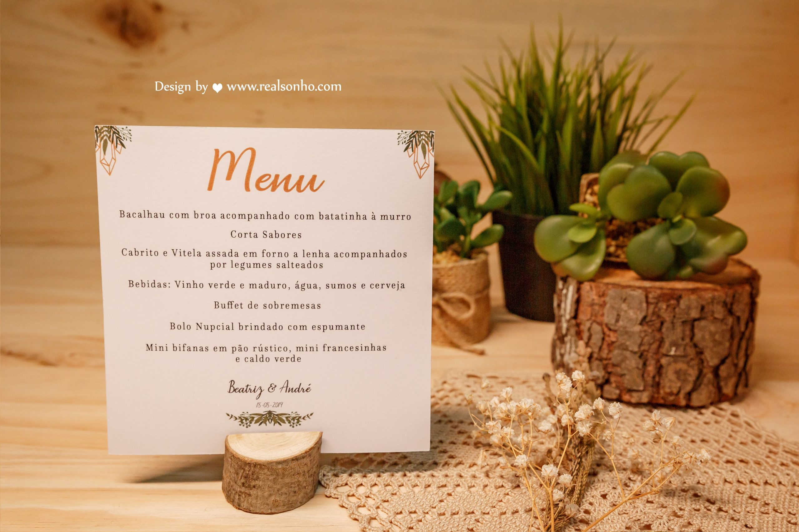 Menu Geometric CS-M009