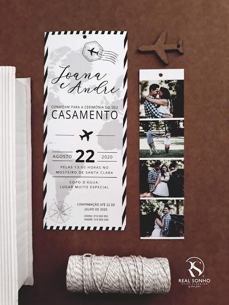 CONVITE DE CASAMENTO CS-C092